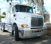 International 9900 Eagle